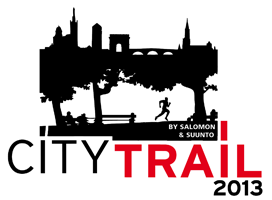 Salomon City Trail - Logo